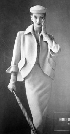 Wow wow love this, so want this outfit!! #vintagefashion1950s