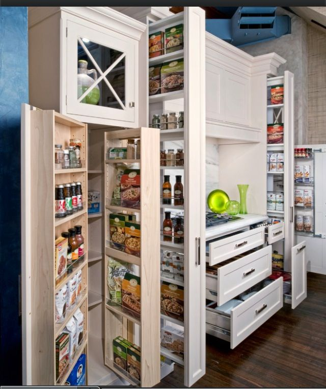 Organize Organize Organize- my dream in my tiny space is to have