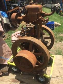 Lister CS 3 5 HP Diesel Vintage Stationary Engine | Other
