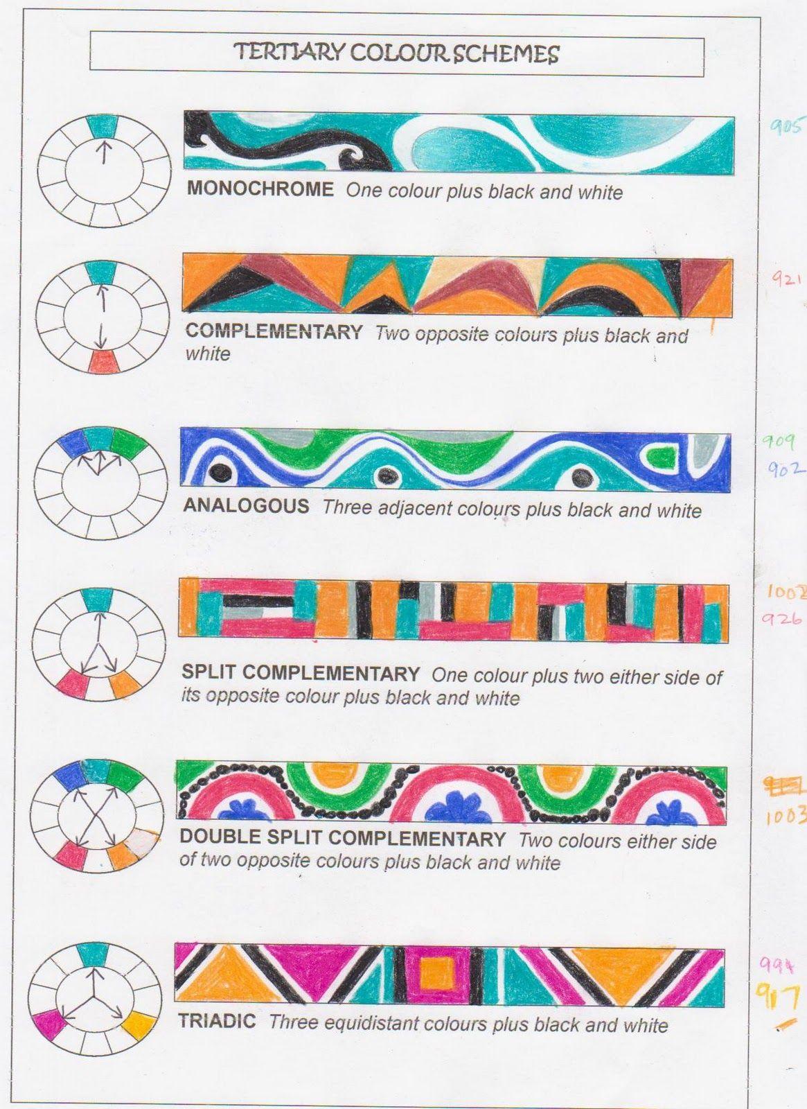 Precious Worker Colour Schemes Art Survey Pinterest Art Art