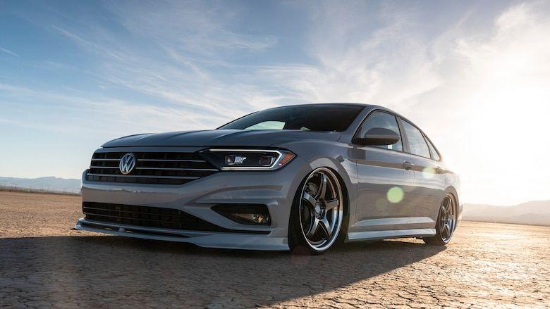 Volkswagen Will Have Three Custom Jettas At Sema Volkswagen Jetta Car Volkswagen Jetta