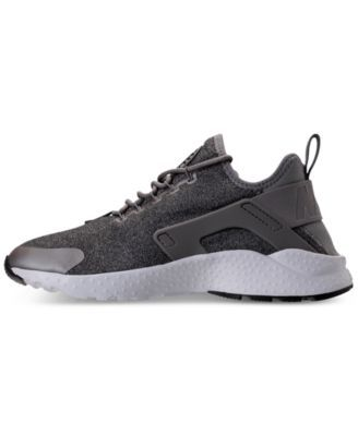 0aabf47233c Nike Women s Air Huarache Run Ultra Se Running Sneakers from Finish Line -  Black 8.5