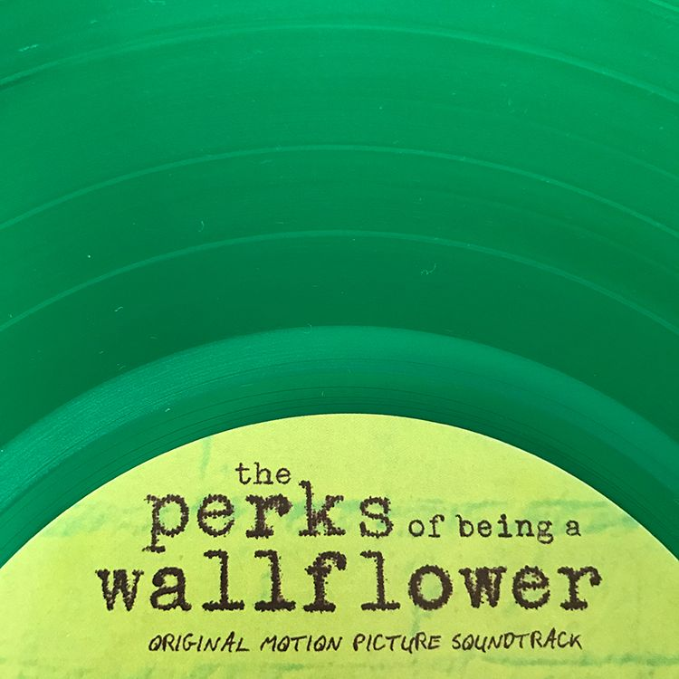 I Vinyl You presenta: The Perks of Being a Wallflower #ThePerksOfBeingaWallflower #Vinyl #IVinylYou #RevistaMarvin #Marvin #ArtDirection #AlbumCover #Photography #EmmaWatson #EzraMiller