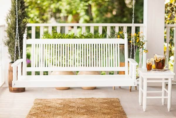 Love This Porch Swing Cracker Barrel Old Country Store Porch Swing Old Country Stores Front Porch Furniture