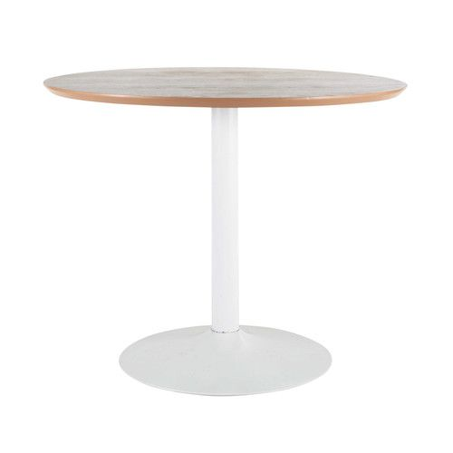 √ Table Ronde Pied Central Maison Du Monde