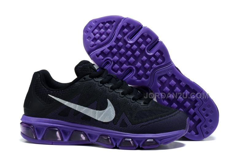 e70dc473997 Womens Nike Air Max Tailwind 7 Black-Grape Purple