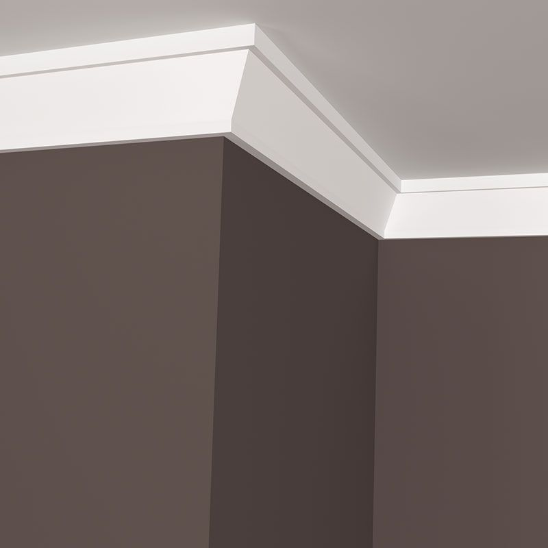 Msc275 Solid Crown Garden State Lumber Crown Molding Modern Baseboard Styles Rustic Crown Molding