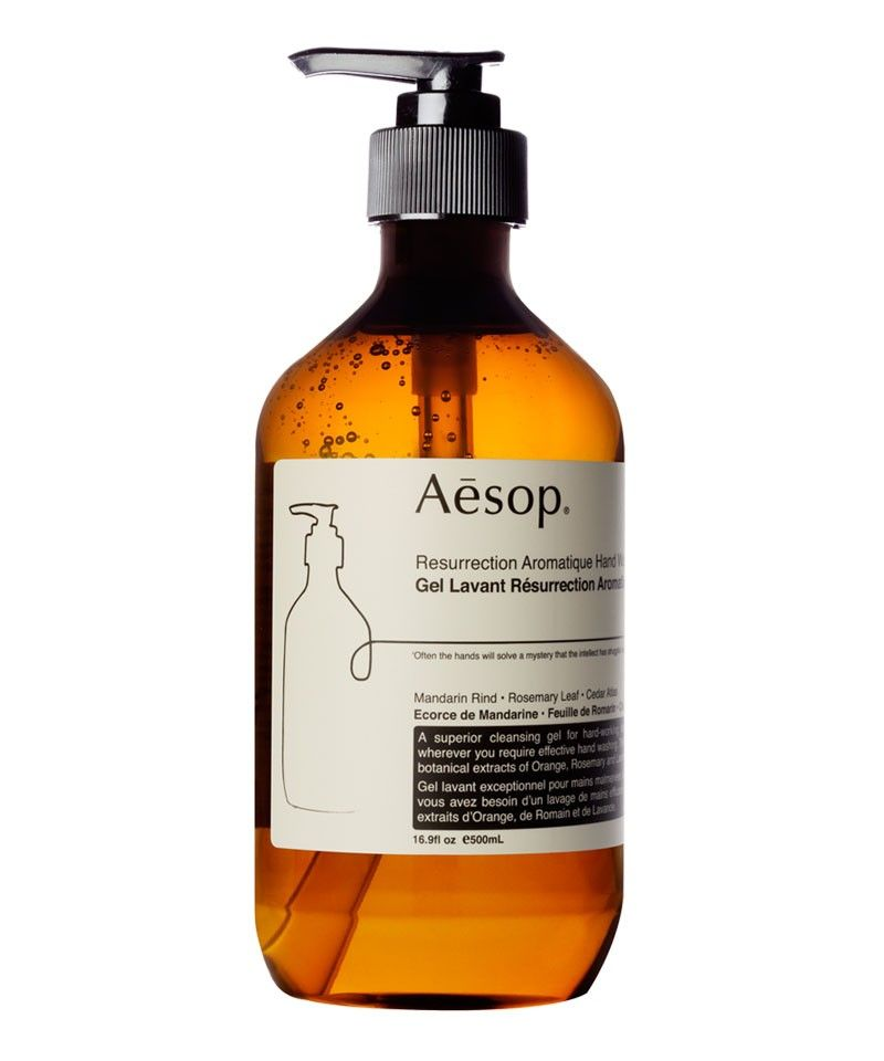 Resurrection Hand Wash By Aesop Body Cleanser Body Care The Balm