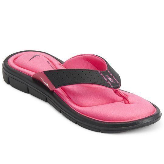 Nike Womens Comfort Thong Sandals