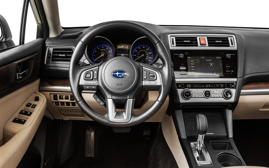 2015 outback new information system with star link subaru