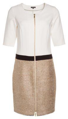 Caroline biss kleed goud voor dames online bij Deleye.be & BeKult