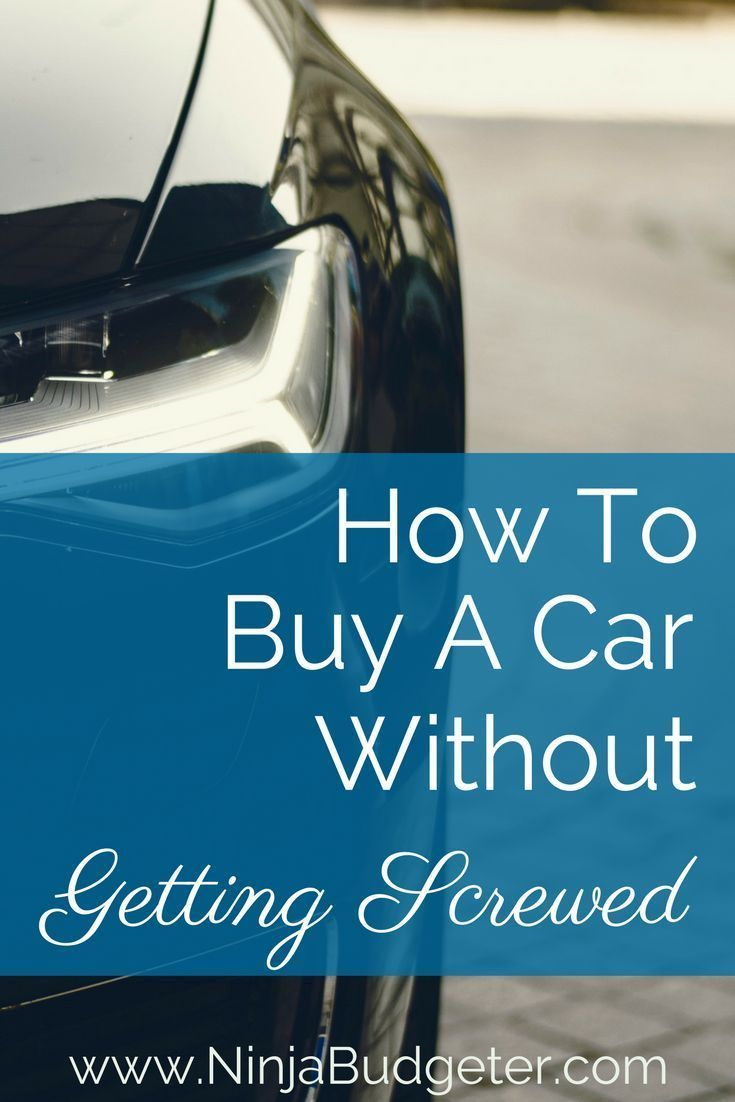 How To Buy A New Car (Without Getting Screwed Stuff to