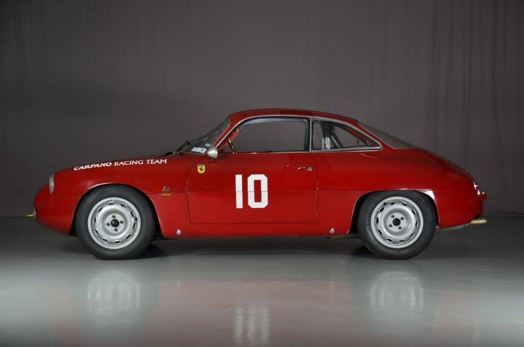 Alfa Romeo Giulietta Sprint Zagato For Sale Hemmings - Alfa romeo giulietta 1960 for sale