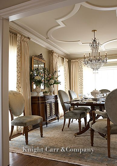 This Would Be A Nice Formal Dining Room For The Dream Home