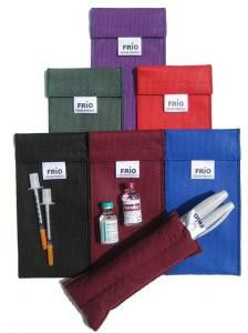 Frio Insulin Cooling Case Duo Wallet Wallet Waterproof Liner