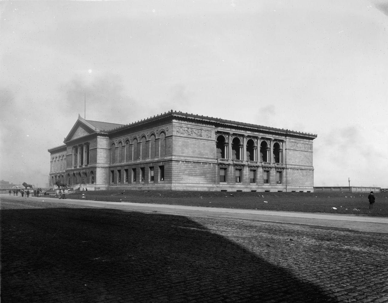 Art Institute 1901 Time In America