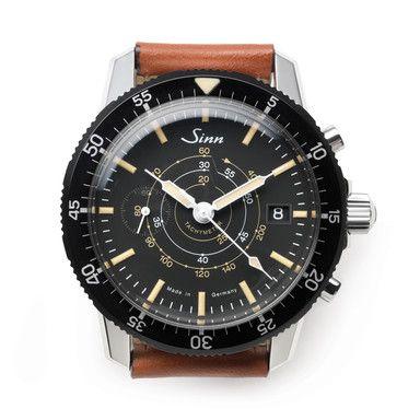 Sinn Chronograph Tachymeter   New Products