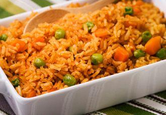 Arroz Rojo Mexican Food Recipes Food Recipes
