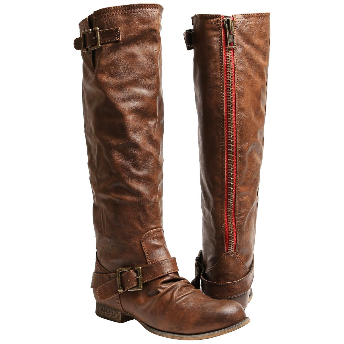 Womens Riding Boots - Cr Boot