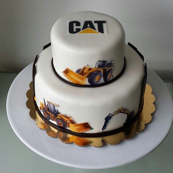 Caterpilar cake by eva_ks
