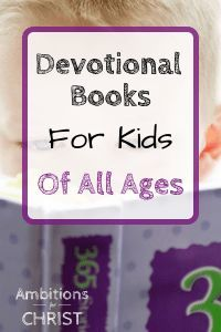 Christian devotional books for college students