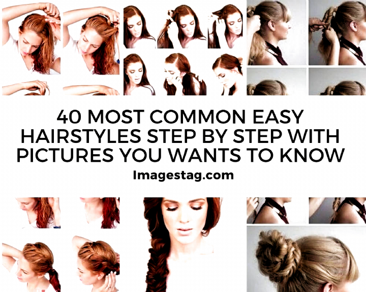 60 Simple Step By Step Hairstyles To Do Yourself Images Tag Hairstyles For Indian Wedding Indian Wedding Hairstyles Indian Wedding Indian Hairstyles