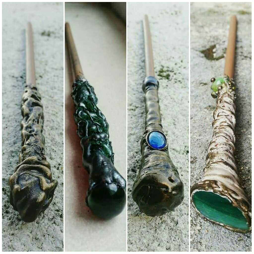 The Nymph/'s Wand Fairy wand-Wizard Witch wand-Nature Wand