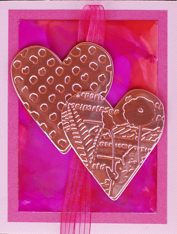 Greeting Card - Pink Valentine | by Pink Palindrome