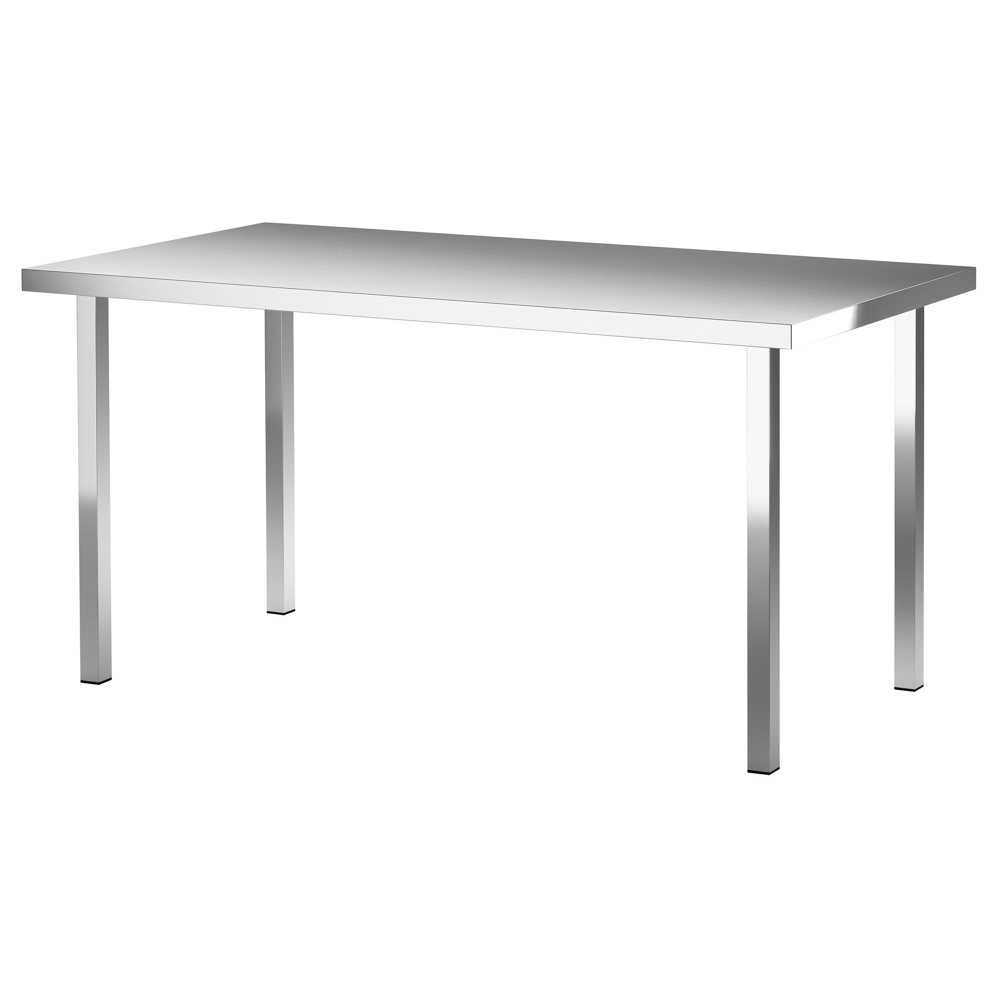 Really Basic Desks In Stainless But Maybe We Need More Features