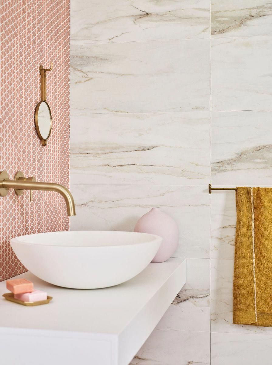 Idea Tricks And Guide In Pursuance Of Getting The Greatest End Result And Also Coming Up With The Max Wall And Floor Tiles Pink Bathroom Bathroom Inspiration Top bathroom ceramic inspiration