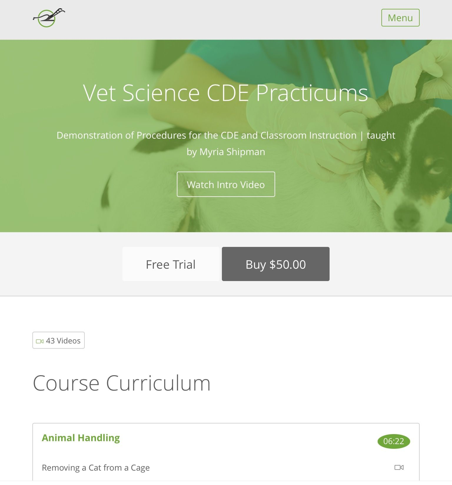 Struggle With Topics Related To Vet Science Check Out The