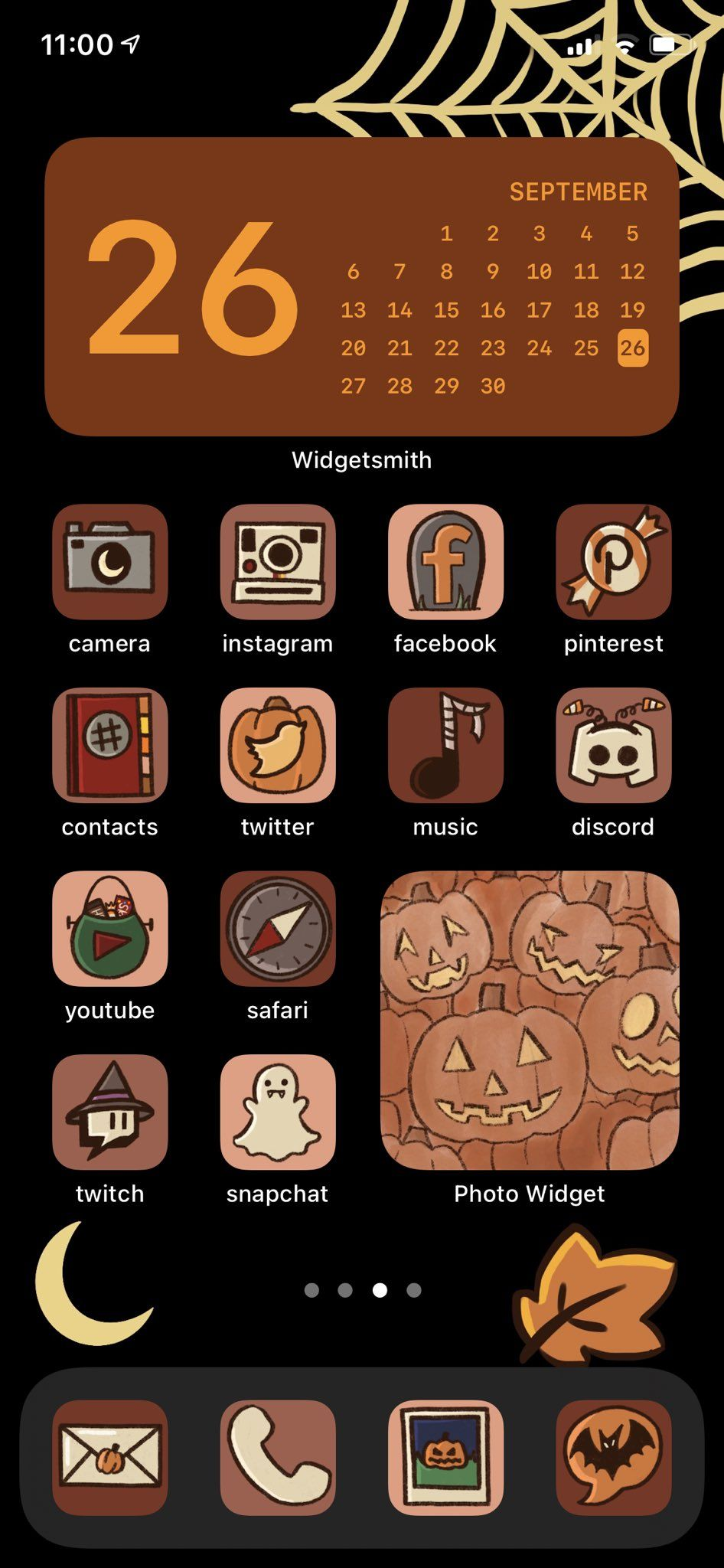 7 Ios 14 Fall Aesthetic Home Screen Ideas Homescreen Iphone Wallpaper App Iphone App Layout Pinterest has seen a surge in usage as users seek out design ideas and inspiration for ios 14 home screen customization options. ios 14 fall aesthetic home screen ideas