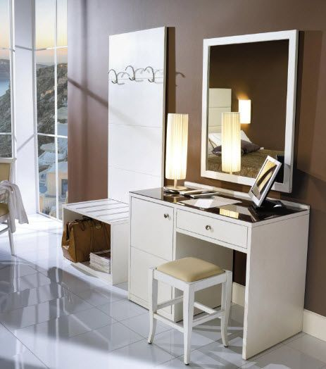 Tocador moderno manhattan chiavegato home decor pinterest tocador tocadores modernos y - Tocador moderno dormitorio ...