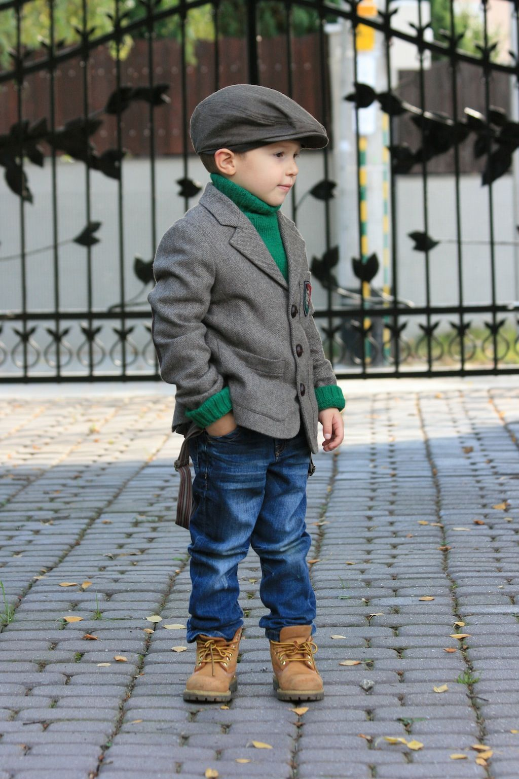 Jesienne Stylizacje Stawiamy Na Kolor Kreacja Dnia Boy Fashion Fashion Style