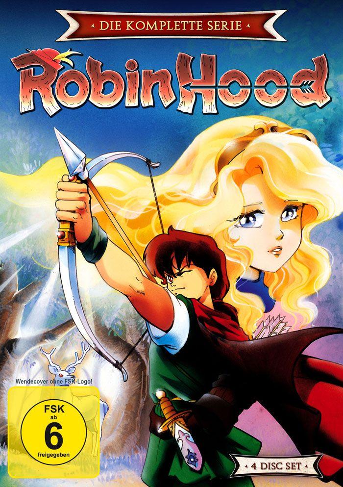 Robin Hood Serie Zeichentrick