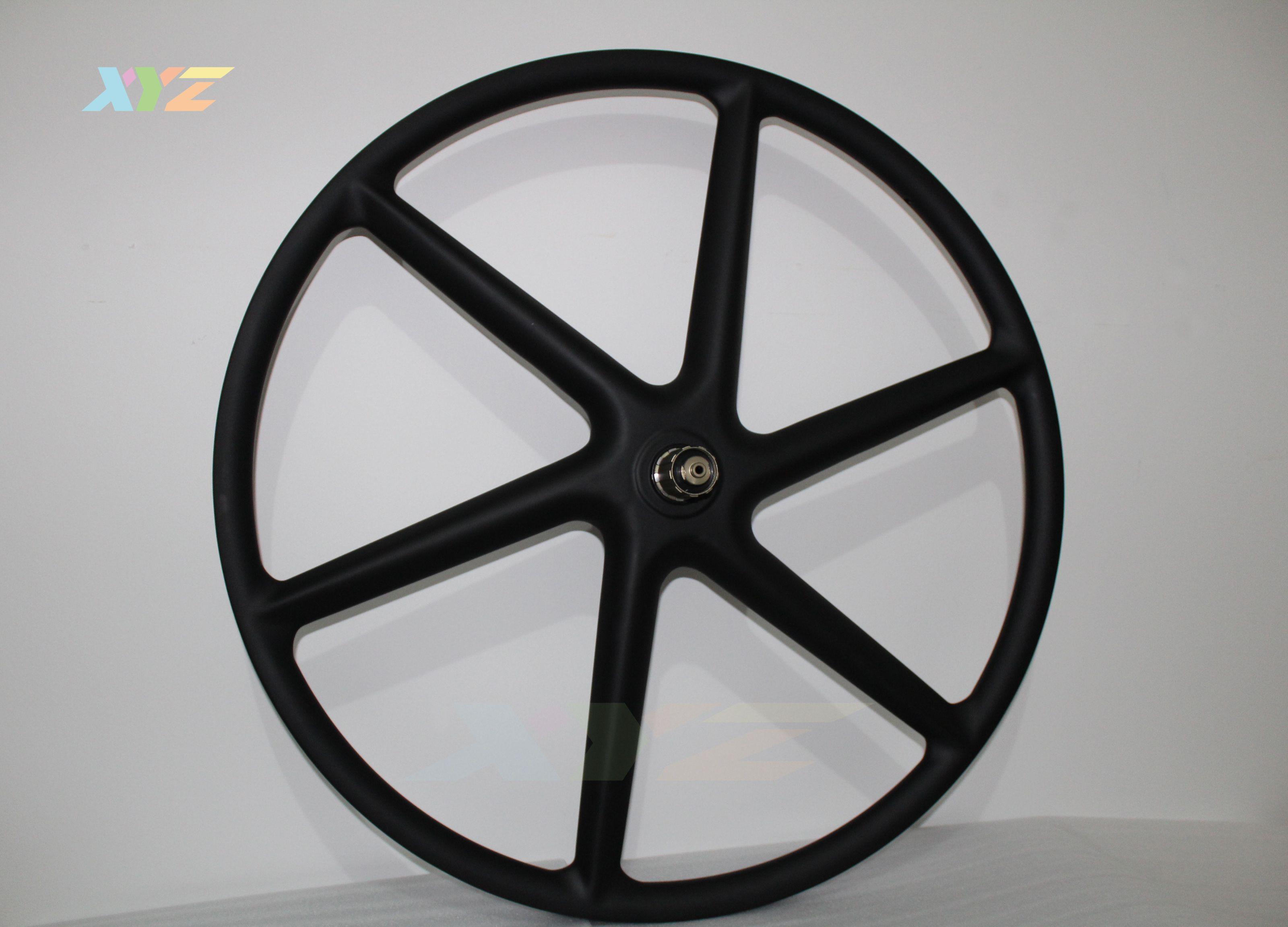 New 29 Inch Stiff 6 Spoke Monocoque Design Mtb Carbon Tubeless