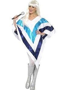 Abba Dancing Queen Costume Ebay Disco Fancy Dress Disco Fancy