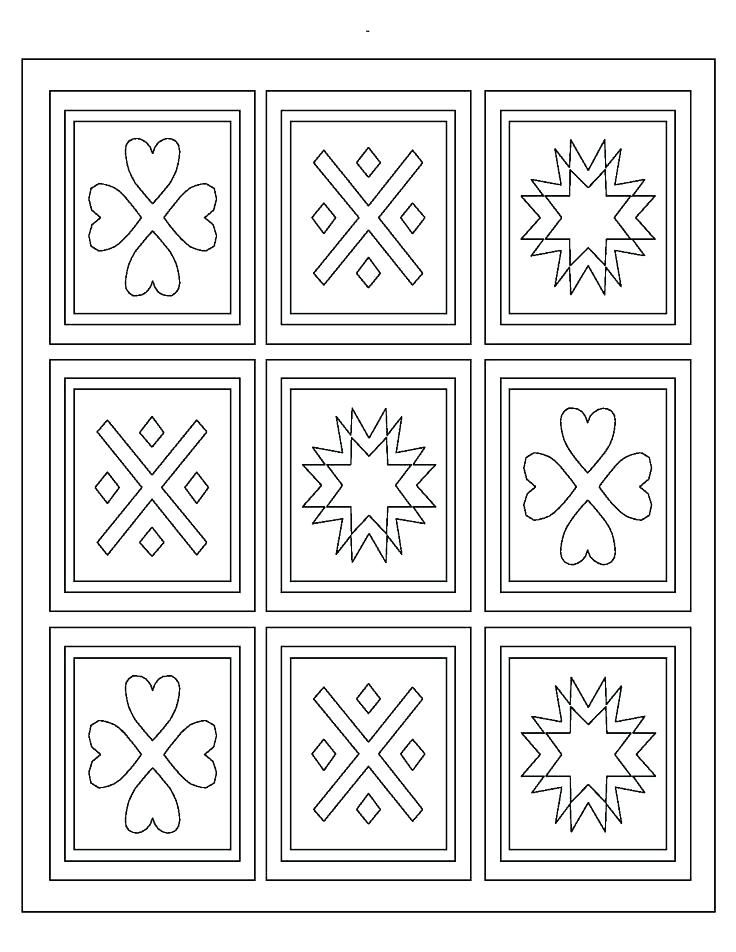 Quilting Coloring Books Quilt Coloring Pages Quilt Coloring Pages