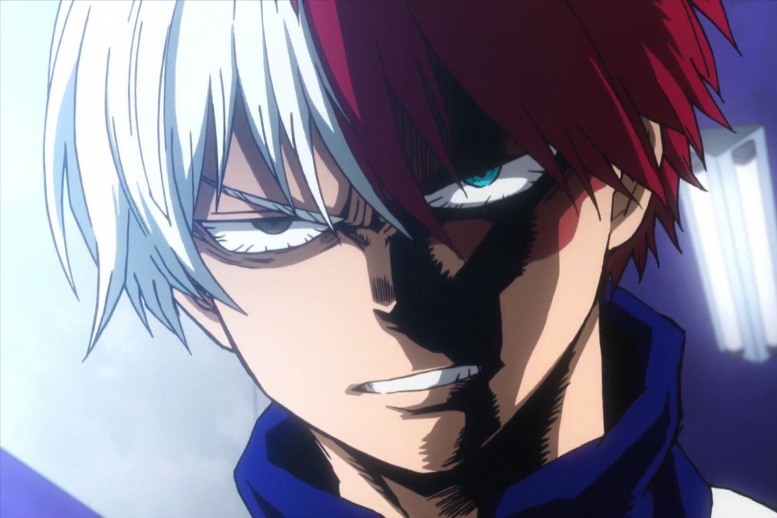 'My Hero Academia' Is Shonen Perfection Angry anime face