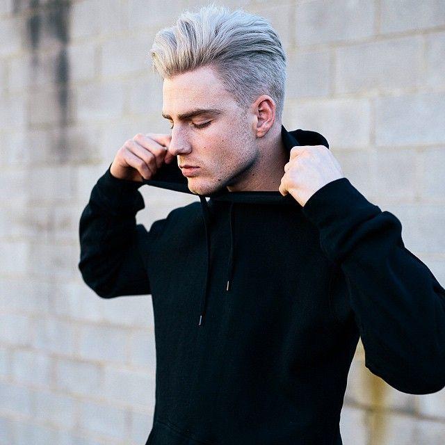 Thomas Davenport ☹ итєяєѕт ѕ яи и ☹ White Hair