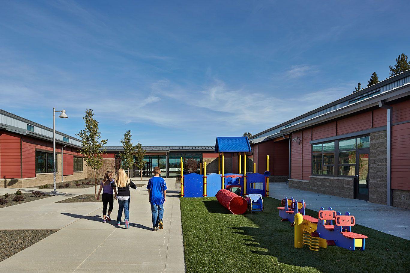 Snowdon Elementary School,Cheney Public Schools Cheney