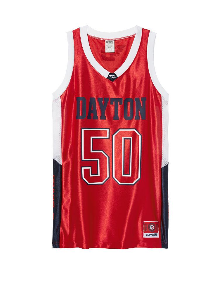 Oversized Basketball Jersey Dress Check shirt