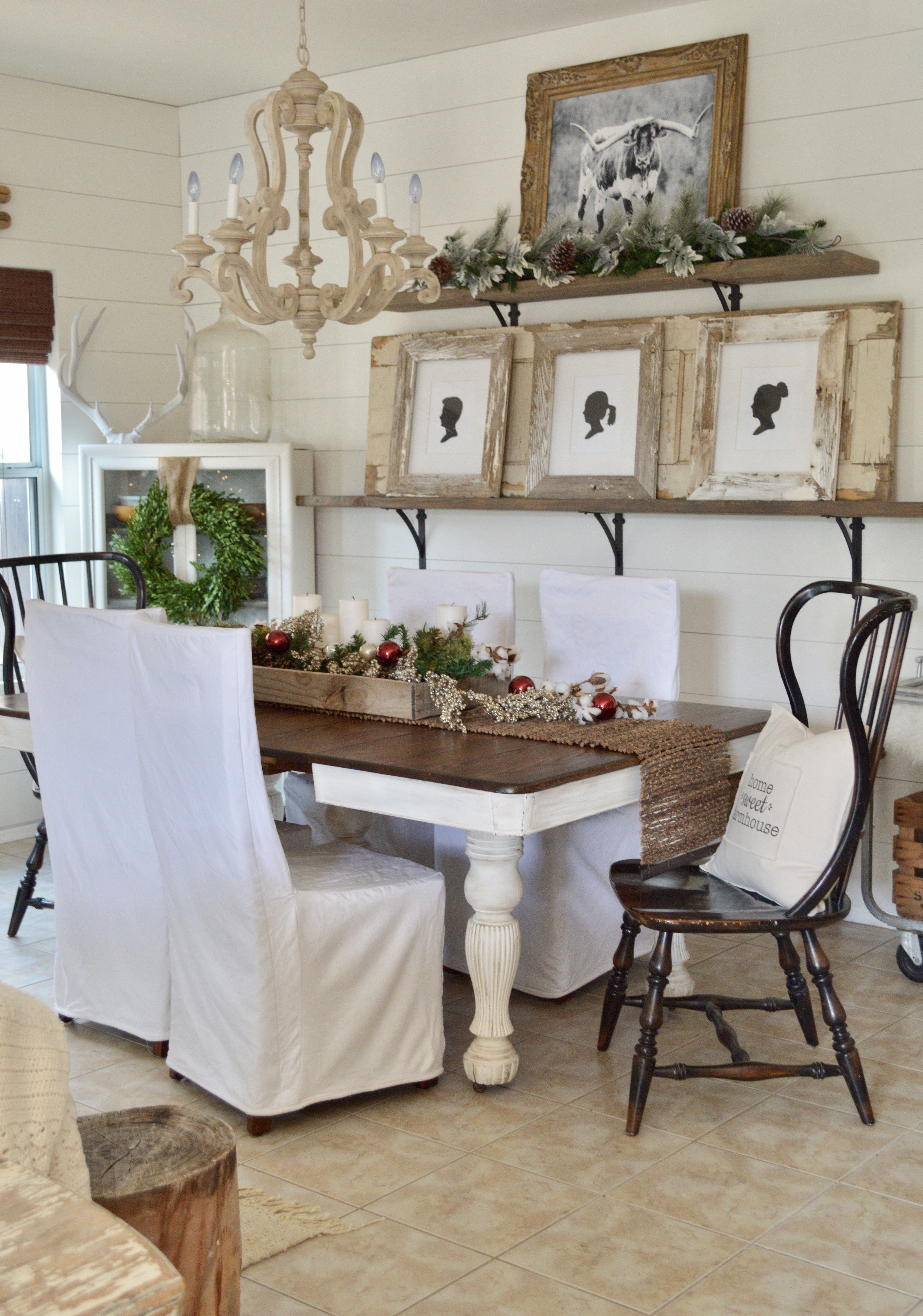 Merry Christmas French Country Dining Room French Country Dining Room Table French Country Dining