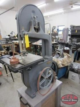 delta milwaukee band saw online auction ending monday april 14