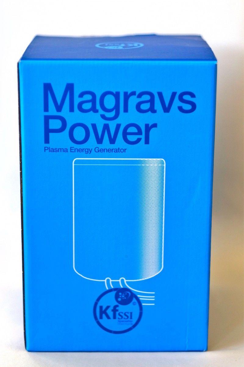 Power unit test magrav The Keshe