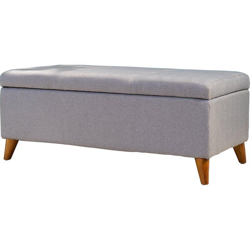 Super Pierson Storage Ottoman Palm In 2019 Furniture Storage Machost Co Dining Chair Design Ideas Machostcouk