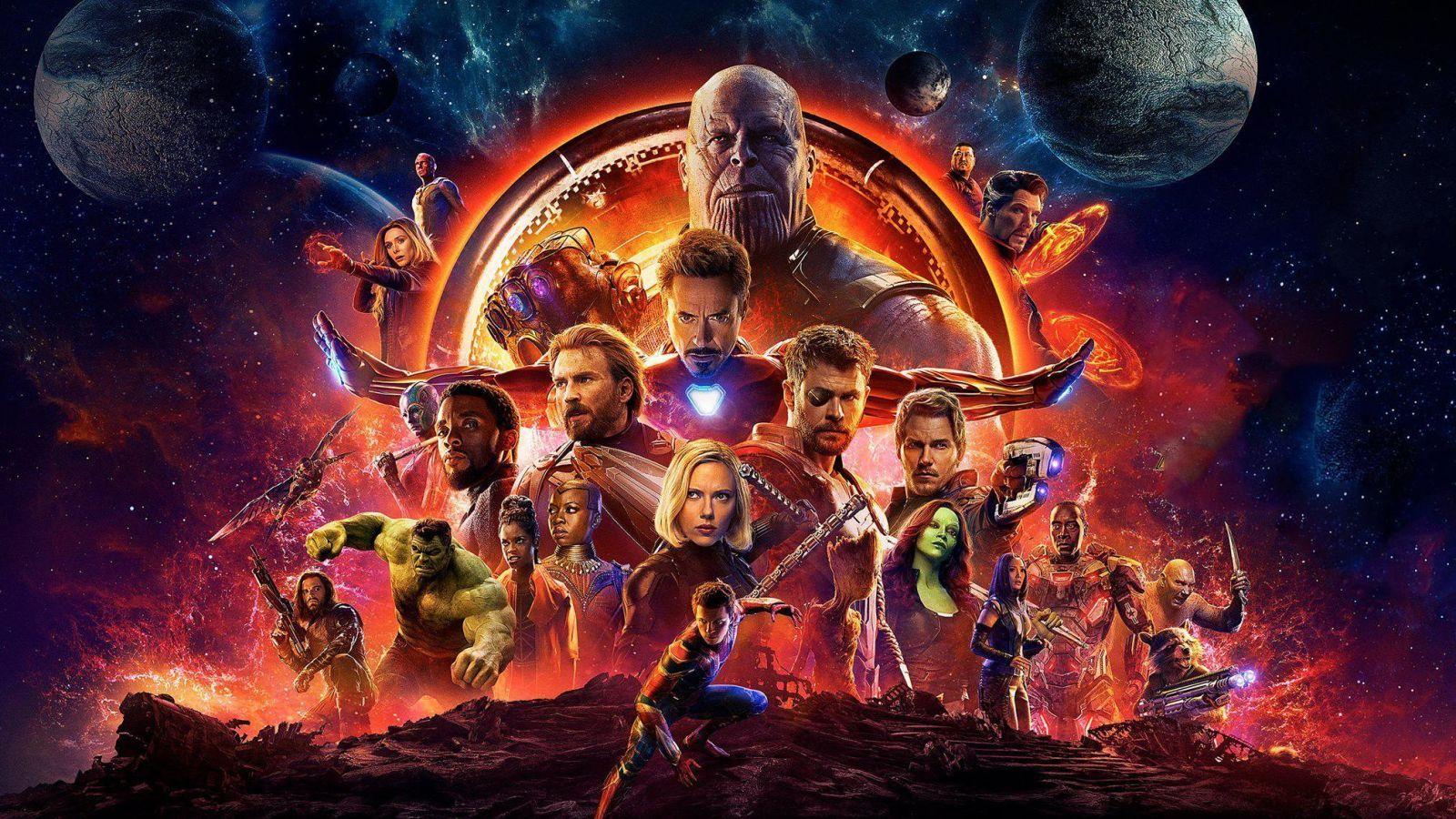 The Secrets We Learned From The Avengers Infinity War Home Release Avengers Wallpaper Marvel Cinematic Avengers
