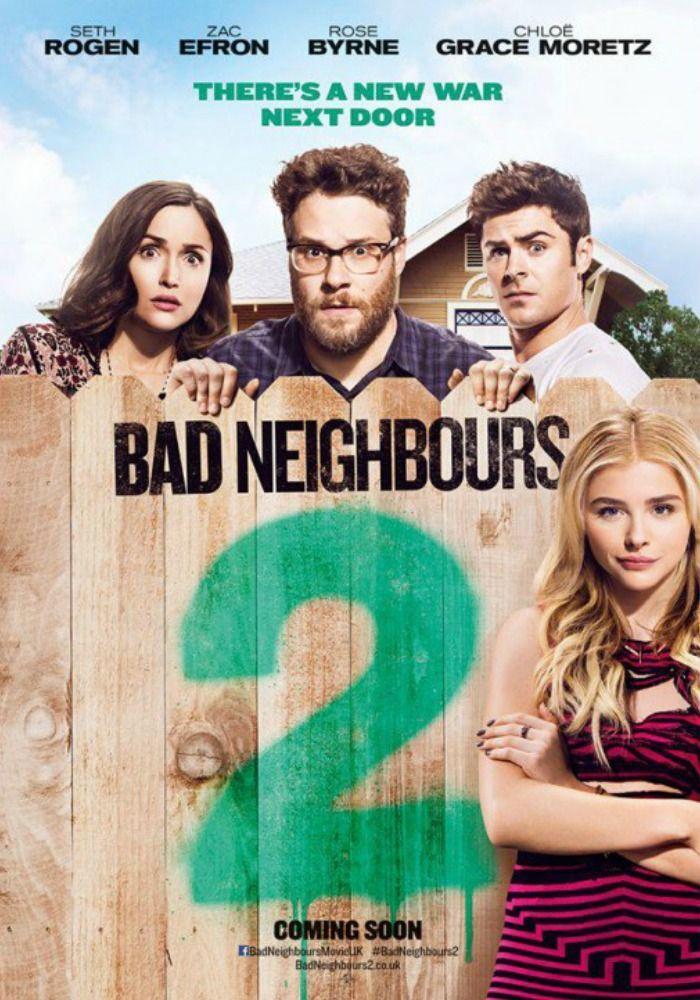 New Movie Neighbors 2 Sorority Rising Movie Quotes Trivia Bad Neighbors Neighbours 2 Funny Movies