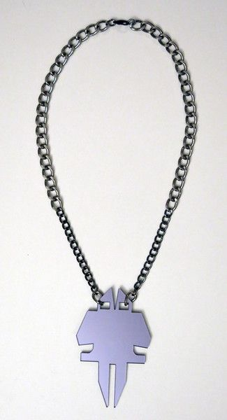 Large Taranis Necklace #TaranisNecklace #JewelryDesign #JewelryFashion