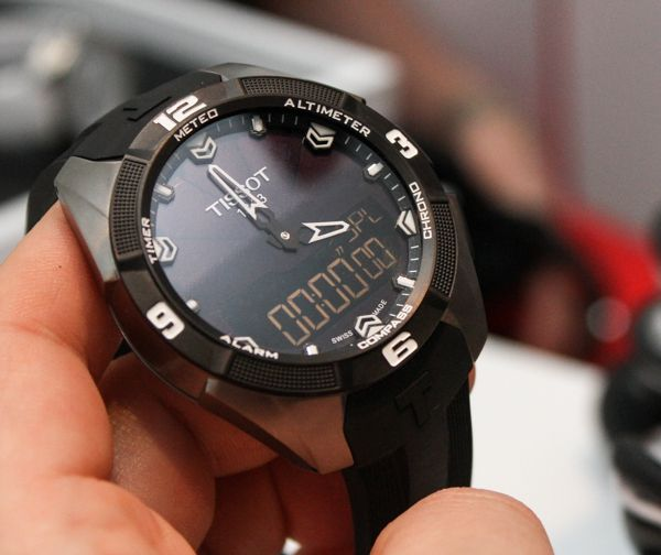 Tissot T Touch Expert Solar Watch Hands On Exclusive